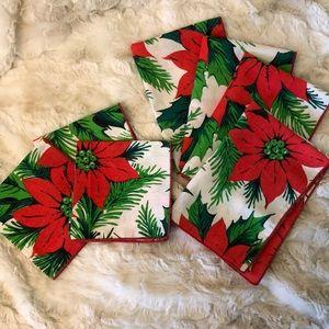🌵 Vintage cloth napkins